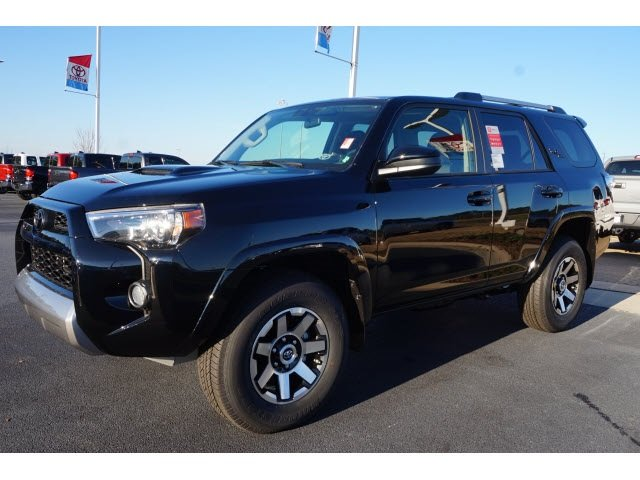 New 2018 Toyota 4Runner TRD Off Road Sport Utility in ...