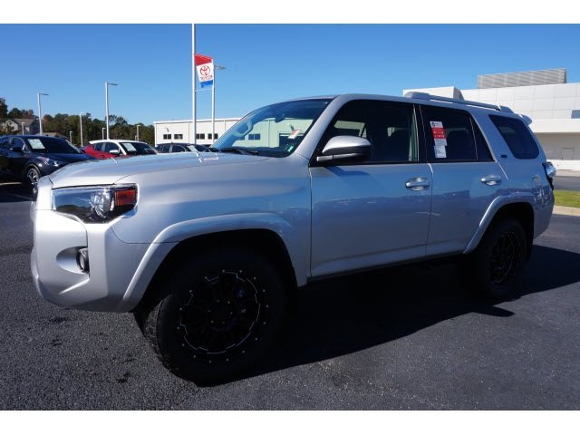 New 2018 Toyota 4runner Sr5 Sport Utility In Macon