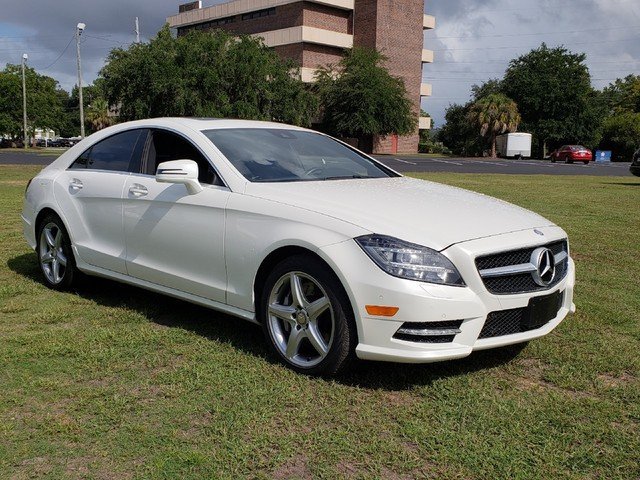 Pre Owned 2014 Mercedes Benz CLS CLS 550